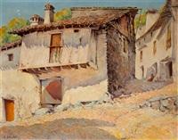 casa vieja, calle del rollo, guisando by carlos dal re ambrosi
