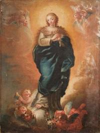 l'immaculée conception by francisco de solís