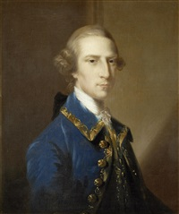 portrait of tyringham backwell by john astley