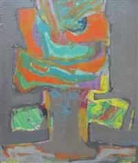 portrait de femme, femme vision by jean-paul ahyi