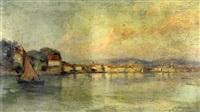 village au bord de mer by paul simons