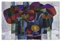 komposition 1972 i (der gedeckte tisch) by marlene reidel
