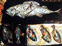 ikan yang tersisa by gusti agung mangu putra