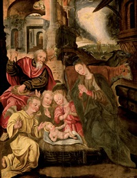natividad by flemish school (15)