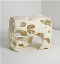 prototype double ss stool by peter macapia