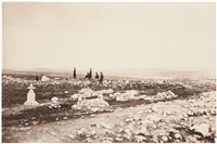 the cemetery by roger fenton
