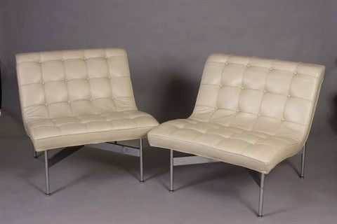 lounge chair another 2 works by douglas kelly ross littell and william katavolos