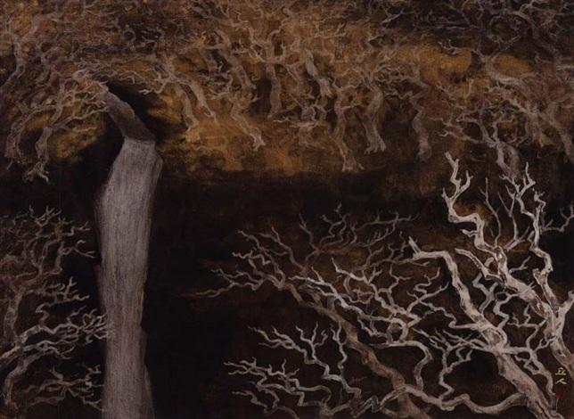 quiet cascade by kyujin yamamoto