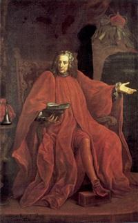 ritratto di constantino balbi, doge di genova by enrico (giovanni e.) waymer