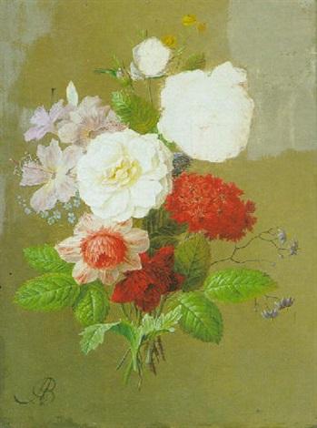 jeté des fleurs by arnoldus bloemers