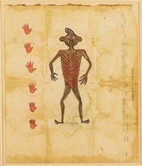 araposh, a spirit believed to protect tribes by american school-indian (19)