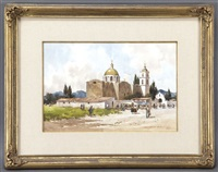holy week at cholula by lowell ellsworth smith