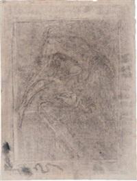 une scène mythologique (study) by achille emperaire