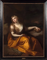 marie madeleine by sir peter lely