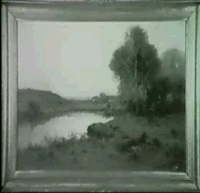 paysage boise by l. auserat