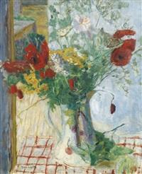 fleurs de champs by pierre bonnard