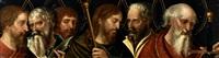 cristo e apóstolos by flemish school (15)