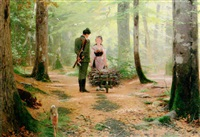 a chance encounter by wilhelm simmler