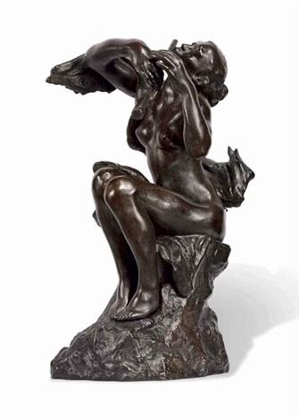 la sirène ou la joueuse de flûte by camille claudel