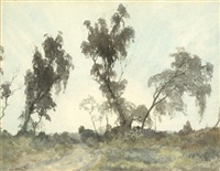 the bush track by archibald bertram webb