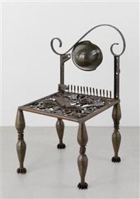 o rosto de um trono elegante by gonçalo mabunda