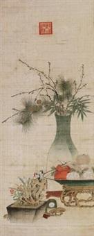 清供图 by empress dowager cixi