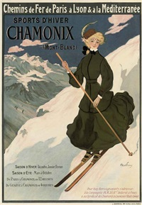 chamonix by jules-abel faivre