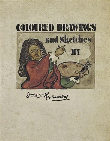 ladies sketch 12 others 13 works by james watterston herald