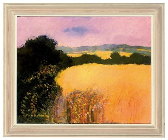 red wheat by john scorror oconnor
