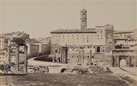 roman forum by james anderson