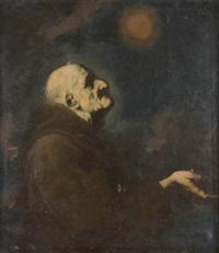 san francesco di paola by giuseppe antonio petrini