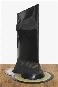torso di negra al bagno (nascita di venere) by pino pascali
