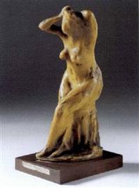 figura femminile by umberto milani