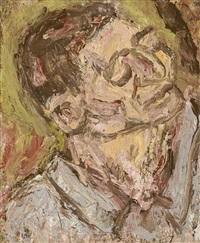 head of heinz i by leon kossoff