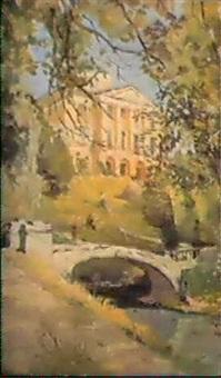 le palais pavlovsk by alexandre koroviakov