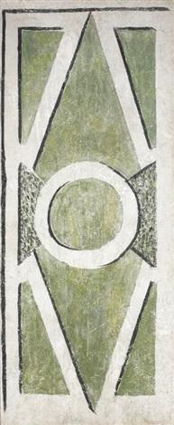 composition géométrique by georges braque