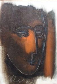 portrait de jeune homme by roberta gonzales