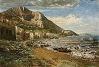 paesaggio costiero by fernando del basso