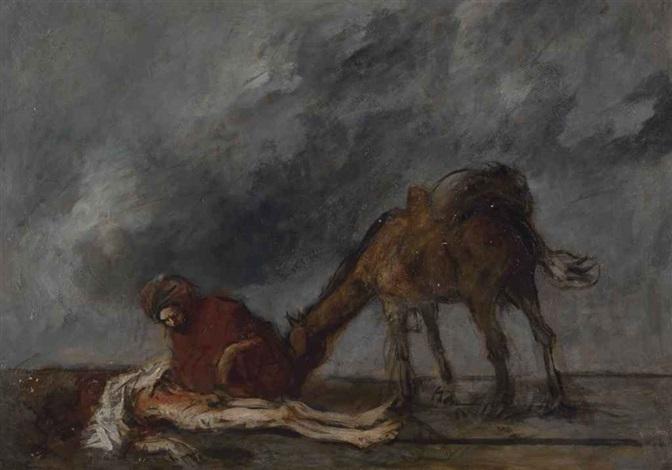 le bon samaritain by jean louis forain