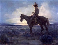 the lone rider by gray phineas bartlett