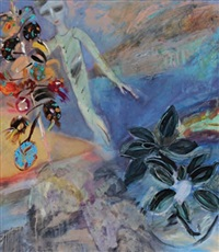 figurative composition by kadir akorak