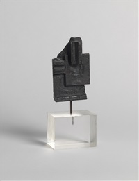 brandeis multiple by louise nevelson