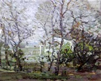 landscape by ernest bruce nelson