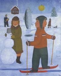 l'hiver by andrei karpov