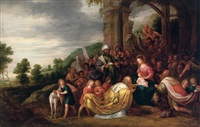 the adoration of the magi (collab w/lucas van uden) by peeter van avont