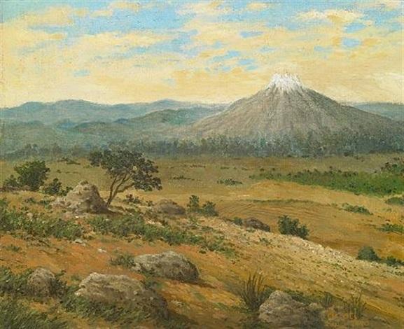 popocatépetl volcano mexico by dr atl gerardo murillo