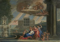 allegorical scene by continental school (18)