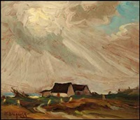 paysage by rodolphe duguay