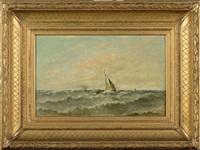 marine by louis artan de saint-martin