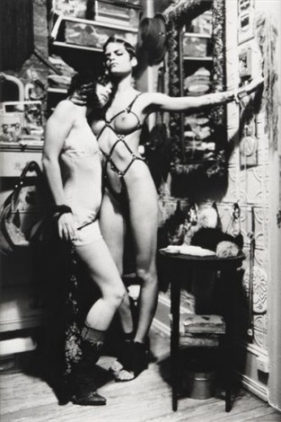 sans titre paris by ellen von unwerth